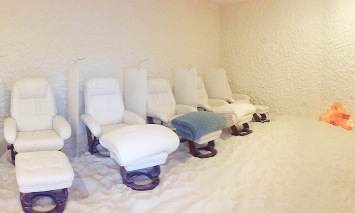 Salt Suite - Palm Beach Gardens - Palm Beach Gardens: One or Three Salt-Therapy Sessions at The Salt Suite (Up to 65% Off)