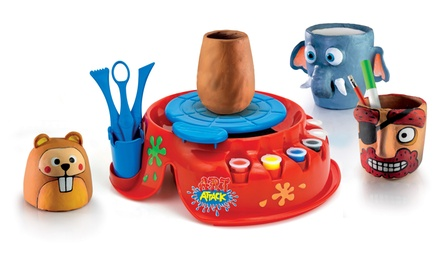 Disney Art Attack Crazy Pottery Wheel for £17.99 (49% Off)