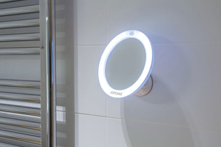 miroirs led grossissants groupon shopping