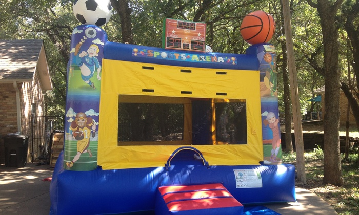Picture Perfect Parties By Design - Fort Worth: Four-Hour Inflatable-Slide and Concession Rental from Picture Perfect Parties by Design (45% Off)