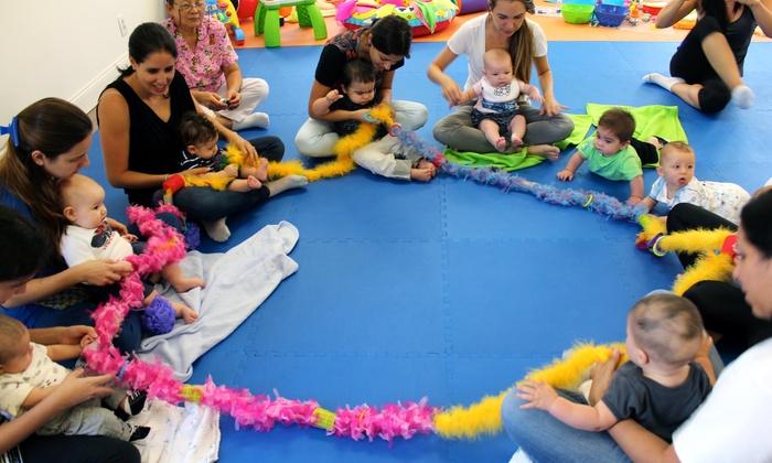 Baby Sensory Aventura - Aventura: One Month of Mommy and Me Classes at Baby Sensory Aventura (45%