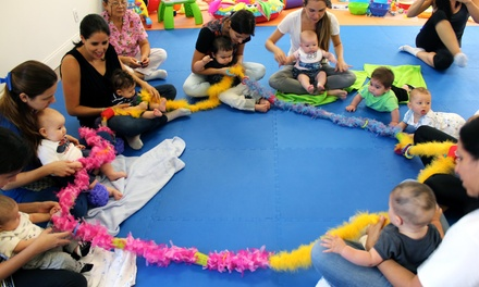 mommy and me preschool and me classes baby sensory aventura groupon 651