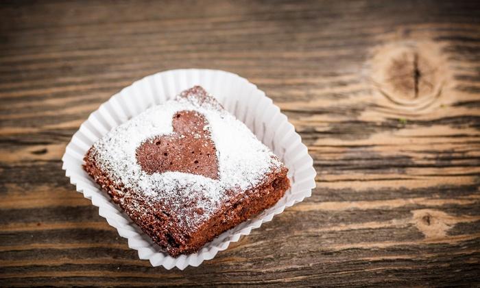 iKKSS Gourmet: Brownie Sampler, Blondie Sampler, or Both, or 20Pc Chocolate Chip Cookie Bars from iKKSS Gourmet (50% Off)
