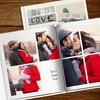 "Up to 80% Off Printerpix  8""x8"" Hardcover Instagram Photo Book"