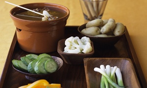 TRATTORIA DEL GRAPPOLO: Menu torinese con bagna càuda All you can eat e vino fino a 6 persone alla Trattoria del Grappolo (sconto fino a 75%)