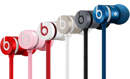 Beats by Dre urBeats Earphones with In-Line Mic and Controls