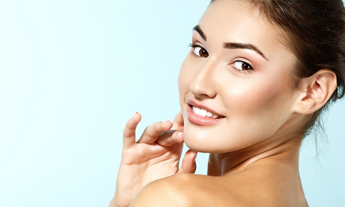 SLB Body Lounge - Pompano Beach: One or Three Non-Surgical Microcurrent Facelifts at SLB Body Lounge (Up to 70% Off)