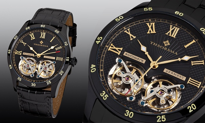 Mens Theorema Dubai Automatic Watch 2