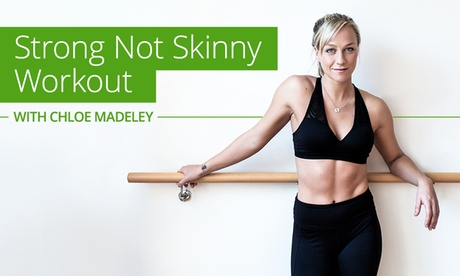 The Best Deal Guide - null:Chloe Madeley's Strong Not Skinny Workout