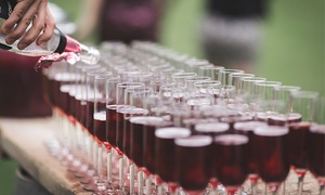 Domaine du Ridge: Forfait épicurien de dégustation de vins et produits locaux pour 2 ou 4 au Domaine du Ridge (jusqu'à 66 % de rabais)