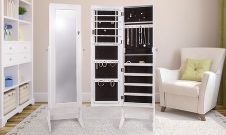 Freestanding Jewellery Cabinet