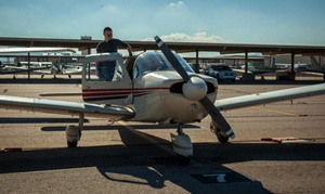 Desert Flying Club: $139 for $289 Worth of Introductory Flight Lessons at Desert Flying Club