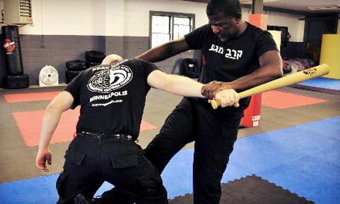 Krav Maga Minneapolis - Minneapolis: 10 or 20 Krav Maga Classes, or 10 Women's Self Defense Classes at Krav Maga Minneapolis (Up to 75% Off)