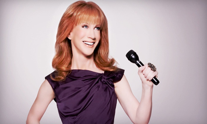 Kathy Griffin - Riverside Theater: Last Chance: $35 to See Kathy Griffin at The Riverside Theater on Friday, September 13 at 7 p.m. (Up to $64.61 Value)