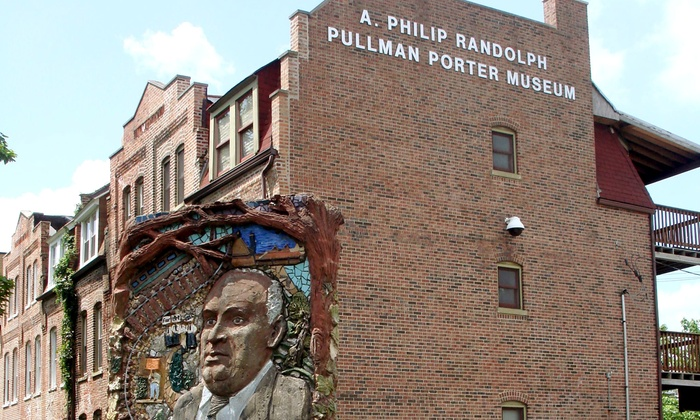 APR Pullman Porter Museum - Far South Chicago: General, Family, or Friend Sponsor Annual Membership to the APR Pullman Porter Museum (50% Off)