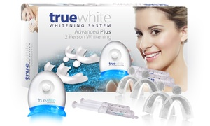 truewhite Advanced Plus 2 Person Whitening System  at truewhite Advanced Plus 2 Person Whitening System , plus 6.0% Cash Back from Ebates.