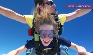 Daytona Beach Skydiving Center: Tandem Skydiving at Daytona Beach Skydiving Center (56% Off)