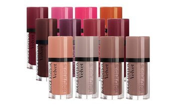 Bourjois Lipstick Four-Pack