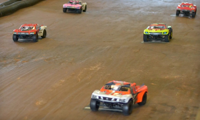 Holeshot Raceway - Northstar Business Park: Two Hours of RC Car Racing for 2 or a Weekend Birthday Party for Up to 10 at Holeshot Raceway (Half Off)