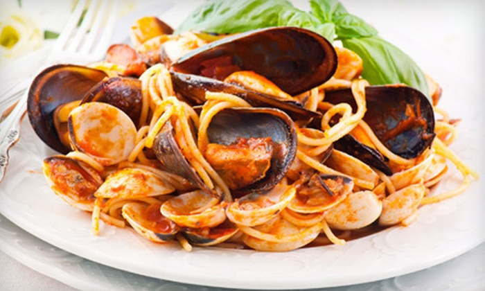Campagnola Trattoria - Westwood: $20 for $40 Worth of Italian Dinner Cuisine at Campagnola Trattoria