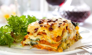 Pomodorino Ristorante: Italian Cuisine or Pizza and Wings Takeout Packages at Pomodorino Ristorante (Up to 48% Off).