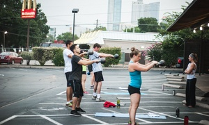 Relentless Boot Camp: Up to 54% Off Boot Camp at Relentless Boot Camp