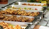 All American Buffet - Southgate: Three-Meal Punch Card or Banquet Room Rental for Up to 40 at All American Buffet (Up to 51% Off)