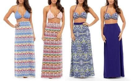 Women's Summer Maxi Skirt