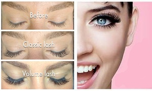 HBF Boutique: Up to 62% Off Eyelash Extensions at HBF Boutique
