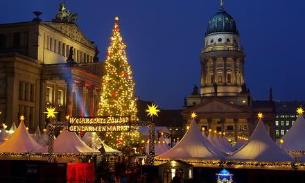 6 europejskich miast: jarmark bożonarodzeniowy