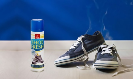 Two or Four Jump Shoe Fresh OdourNeutralising Shoe Deodorants 150ml