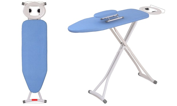 HomeBuddy Ironing Board (Blue) - SGTips