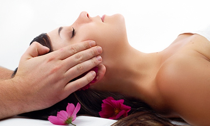 Youphoria Med-Spa - Brampton: One-Hour Aromatherapy Massage with Optional 30-Minute Facial at Youphoria Med-Spa (Up to 61% Off)