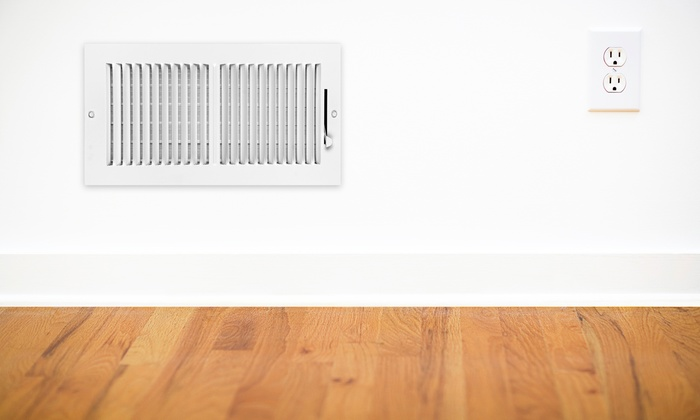 HomeSeal - Mississauga: 12- or 15-Duct Cleaning Package with Furnace Cleaning and Purification Spray from HomeSeal (Up to 60% Off)