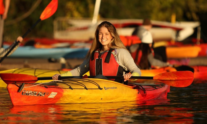 Boating in Boston - Multiple Locations: $129 for a New-Member Season Pass for Canoe, Kayak, and Paddleboard Rentals from Boating in Boston ($199 Value)