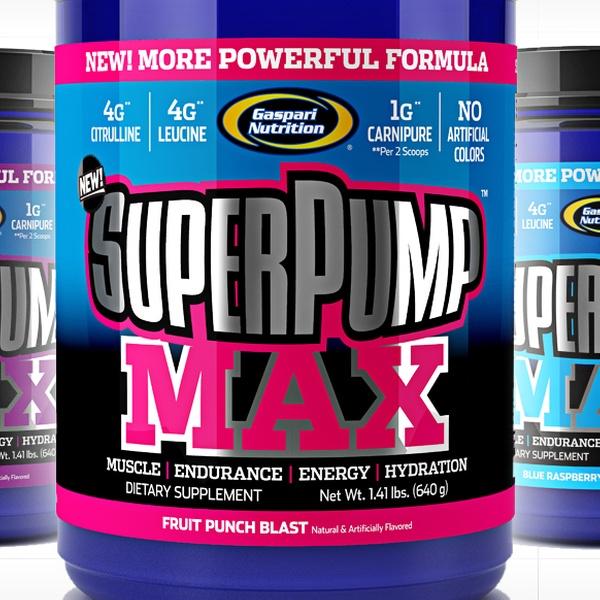 Super Pump Max Supplement   Groupon Goods