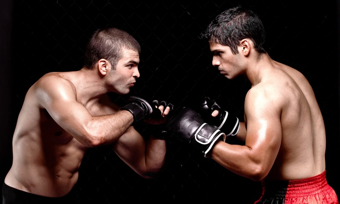 Big Texas Throwdown - Mesquite Arena: $34 for One Ticket to the Big Texas Throwdown Boxing Event at Mesquite Arena on Friday, September 26 ($58.04 Value)