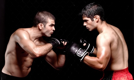One or Three Months of MMA Classes at X Fitness (Up to 50% Off)