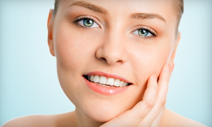 Sugar Land Plastic Surgery - Fluor Central: One, Two, or Three Anti-Aging Skincare Packages at Sugar Land Plastic Surgery (Up to 77% Off)