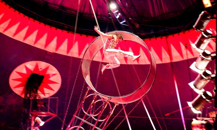 Circus Funtasia - Multiple Locations: Circus Funtasia: Ticket for £9 (50% Off)