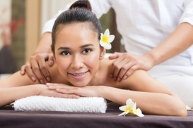 Kristen at Sublime Beauty: 60-Minute Therapeutic Massage and Consultation from Kristen at Sublime Beauty (49% Off)
