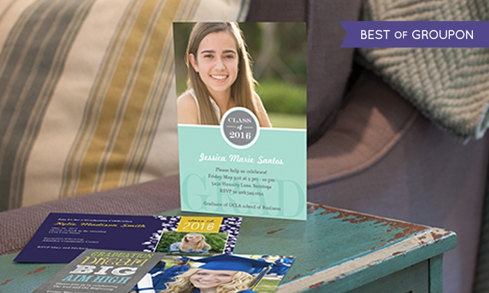 """Picaboo: 10, 20, or 30 5""""x7"""" Personalized Flat Cards with Envelopes from Picaboo (Up to 79% Off)"""