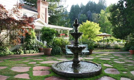 1- or 2-Night Stay for Two with Wine-Tasting Passes at Inn at Occidental in Sonoma County, CA. Combine Up to 4 Nights.