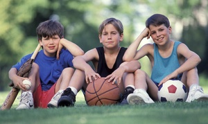 Five Days Of Sports Camp At Triple Threat 101 Llc (20% Off)