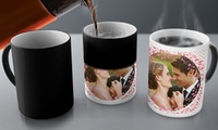 Magic Mugs with Personalised Image from AED 39 (Up to 79% Off)