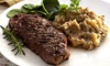 Fayette Street Grille - Gladwyne: Three-Course Prix Fixe Dinner with Appetizer and Dessert or $7 for $12 Worth of Lunch