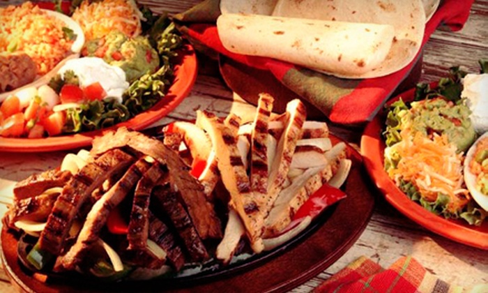 Poblanos Mexican Restaurant - Northwest Side: Mexican Food at Poblanos Mexican Restaurant (Half Off). Two Options Available.