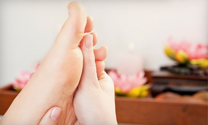 Beautiful Minds Wellness Centre - Kitsilano: 60-Minute Reflexology Session for One or Two at Beautiful Minds Wellness Centre (Up to 52% Off)