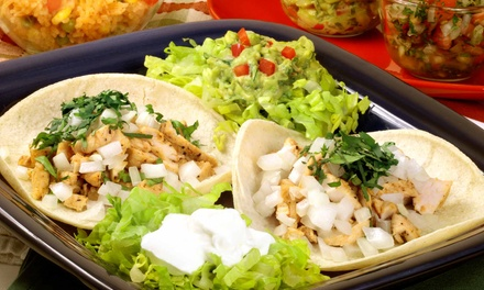 $15 for Two Groupons, Each Good for $15 Worth of Tex-Mex Food at Papa Grande Grille ($30 Value)