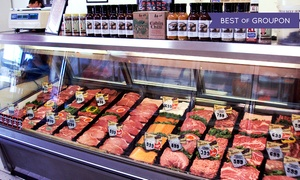 Hobe Meats: $32 for $50 Worth of Freshly Cut Hobe Prime Beef at Hobe Meats